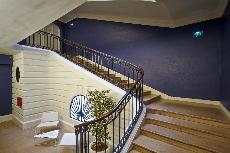 Fenwick - Escalier intérieur